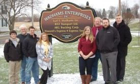 Wadhams Family